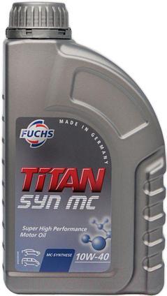 Моторное масло TITAN SYN MC 10W40 1L