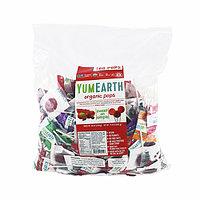 Органические леденцы YumEarth, 100 шт/уп, 600 г
