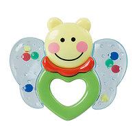 Baby-Nova Кольцо зубное охлаждающее «Бабочка»