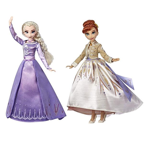 "Кукла HASBRO DISNEY PRINCESS ""Холодное сердце 2"" (Делюкс)"