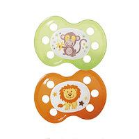 Baby-Nova Пустышка латексная  (размер 2)  (2шт/уп)