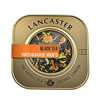 Чай черный LANCASTER с ароматом манго, 75 г