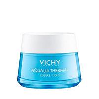 Крем увлажняющий легкий для нормальной кожи Vichy Aqualia Thermal, 50 мл