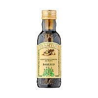 Масло оливковое FRANTOIA со вкусом базилика, 0,25 л