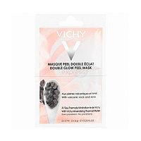 Маска-пилинг минеральная Vichy Двойное сияние, 2х6 мл
