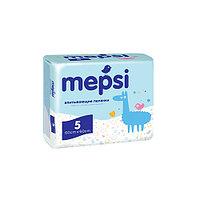 Пеленки детские Mepsi впитывающие 60х60, 5 шт