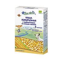 Каша детская Fleur Alpine кукурузная с пребиотиками, на козьем молоке, 200 г