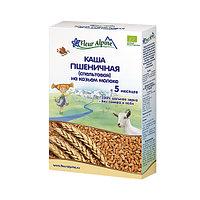 Каша детская Fleur Alpine пшеничная (спельтовая), на козьем молоке, 200 г