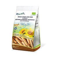 Палочки детские хлебные Fleur Alpine, мультизлаковые, 100 г