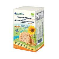 Мини сухарики детские Fleur Alpine, пшеничные, 100 г