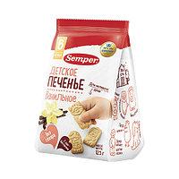 Печенье детское Semper ванильное, 125 г