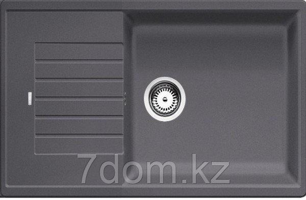 Кухонная мойка Blanco Zia XL 6 S compact - темная скала (523274)