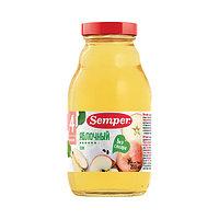 Сок детский Semper Яблоко, 0,2 л