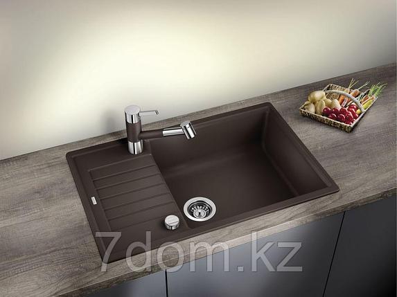 Кухонная мойка Blanco Zia XL 6 S compact - темная скала (523274), фото 2