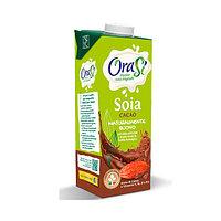 Молоко соевое OraSi со вкусом какао, 1 л