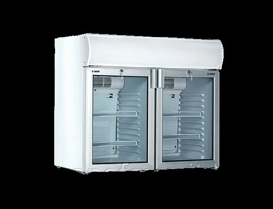 USS 190 D2KL шкаф холодильный, фото 2