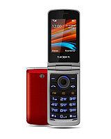 Мобильный телефон teXet TM-404 цвет красный