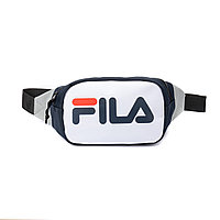 Сумка поясная Fila Belt Bag Blue White 103104-MW