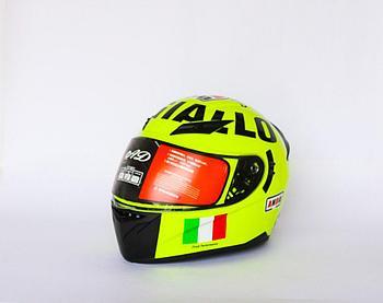 Мото шлем DVS