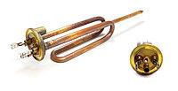 brand Тэн для водонагревателя / М5 / 2500W, 220V / длина: 148 мм 265 мм / ARISTON - INDESIT / WTH114UN