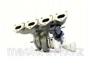 Турбина правая Porsche Panamera 4.8 turbo 10-16 б/у