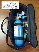 Редуктор-ингалятор кислородный КРИ-1 с маской и сумкой