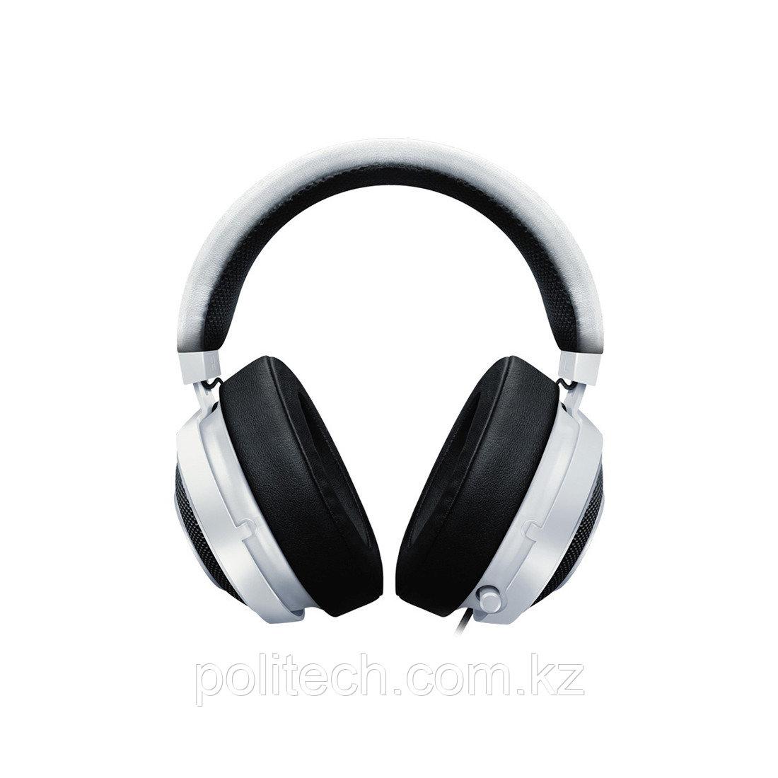 Гарнитура Razer Kraken Pro V2 Oval White (3,5мм)
