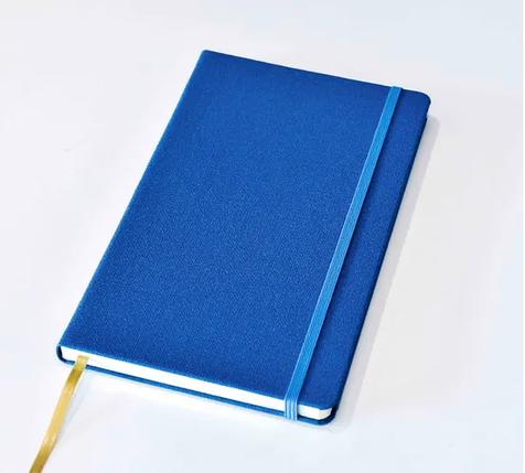 Блокнот Delhi синий (недатированный), фото 2