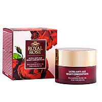 Ночной крем-концентрат Антивозрастной Royal Rose