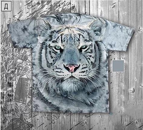 Детская футболка для мальчика «Тигр» в Алматы, фото 2
