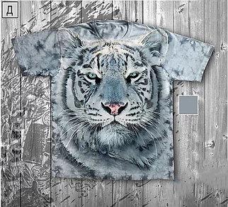 Детская футболка для мальчика «Тигр» в Алматы