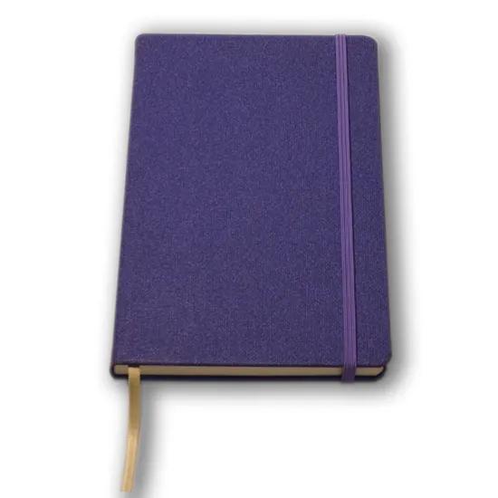 Блокнот Delhi фиолетовый (недатированный)