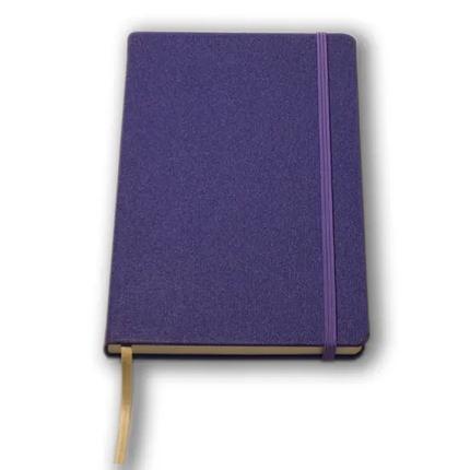 Блокнот Delhi фиолетовый (недатированный), фото 2