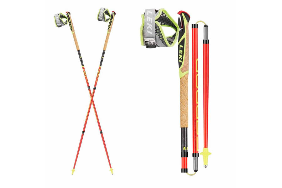 2020 Палки для Nordic walking Leki Micro Trail Pro 110-135 cm