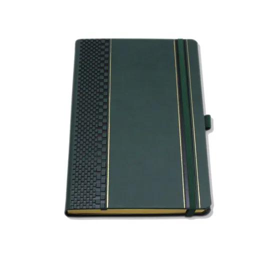 Блокнот Skakkomatto зеленый (не датированный)