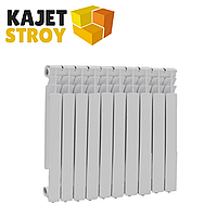 Радиатор алюминиевый CALORIE 500/96C Al Plus(с комплек. ) (10секц)