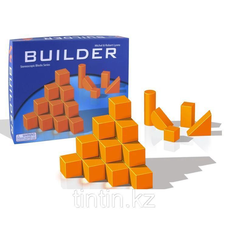 Игра-головоломка - Builder