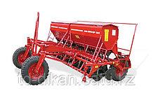 Сеялка зерновая ASTRA 3,6Б-03 (прессовая, редуктор, цепной загортач, прикатка)