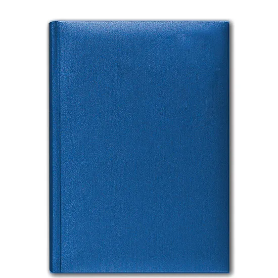 Ежедневник CARIBE синий (не датированный)