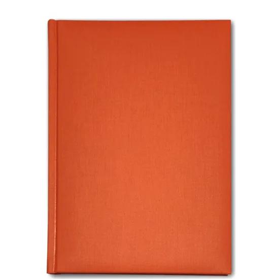 Ежедневник CARIBE оранжевый (не датированный)