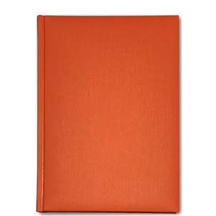 Ежедневник CARIBE оранжевый (не датированный), фото 2