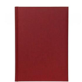 Ежедневник CARIBE красный (не датированный)
