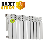 Радиатор алюминиевый UNO LOGANO 350/100 (10 секций)
