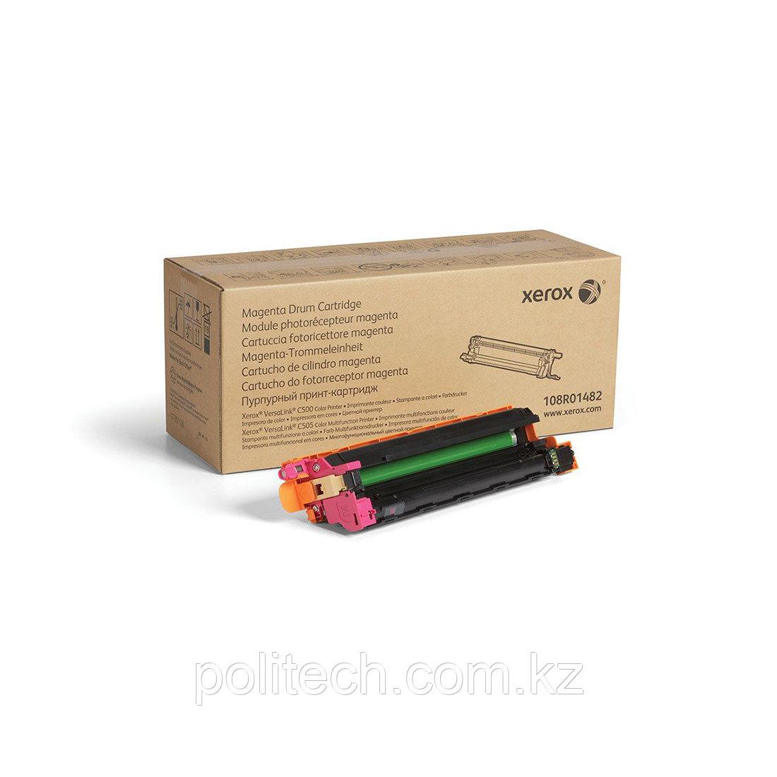 Принт-картридж Xerox 108R01482 (малиновый)
