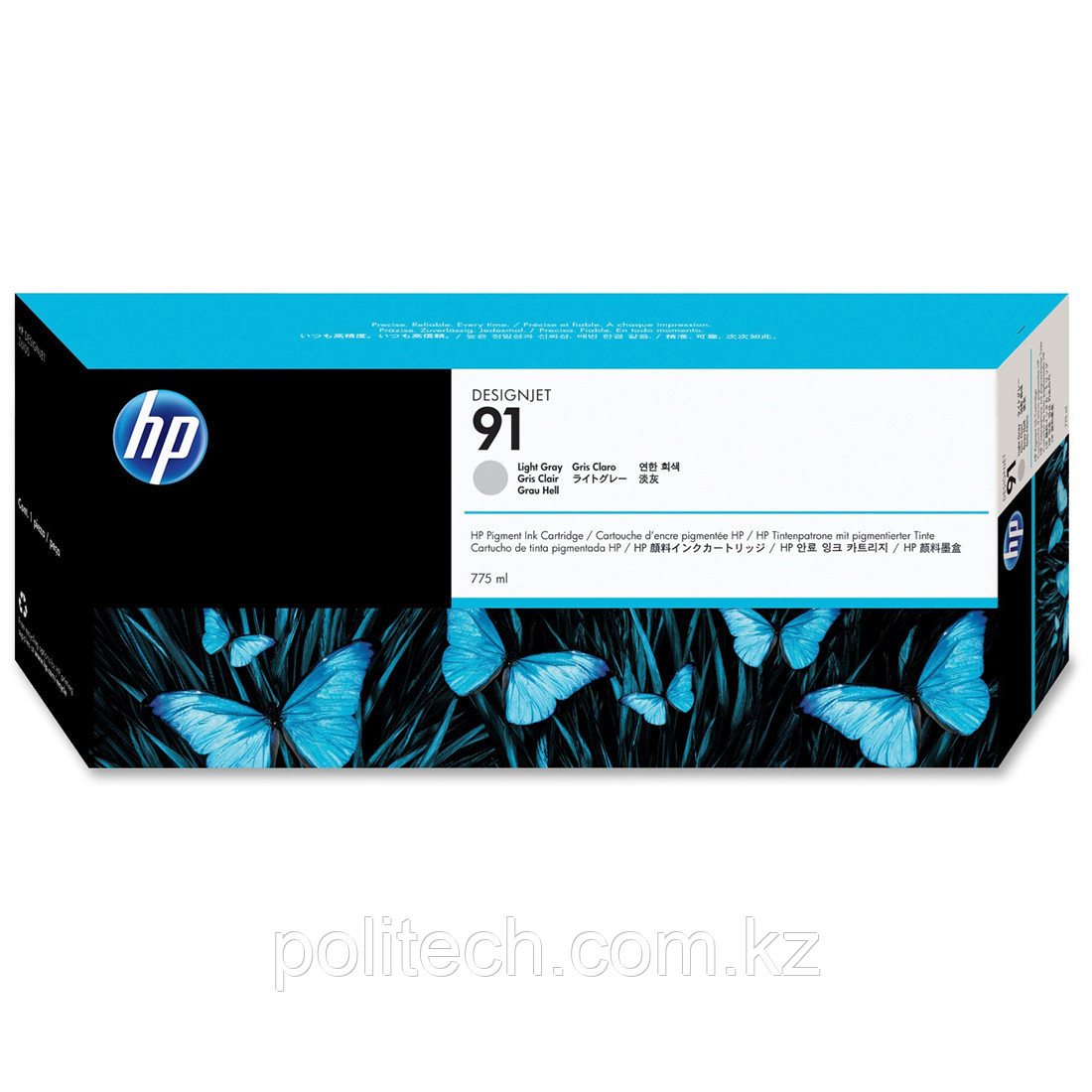 Картридж HP C9466A (№91)