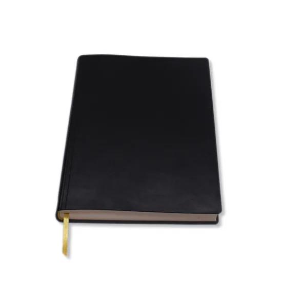 Ежедневник Santiago KZ черный (не датированный)