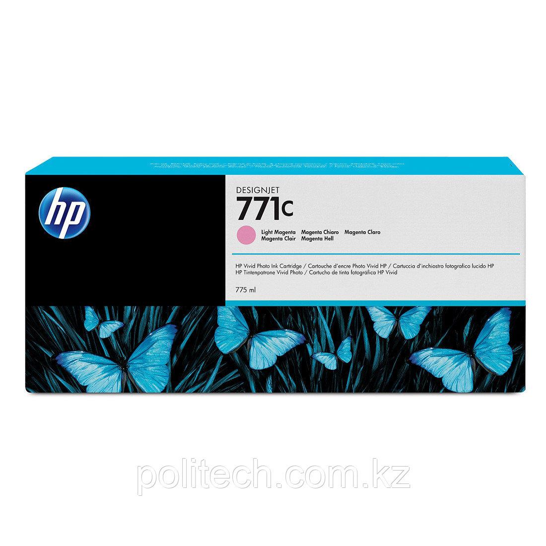 Картридж HP B6Y11A (№771С)