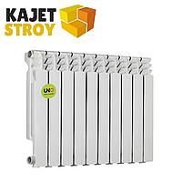 Радиатор алюминиевый UNO LOGANO 500/100 (10 секций)