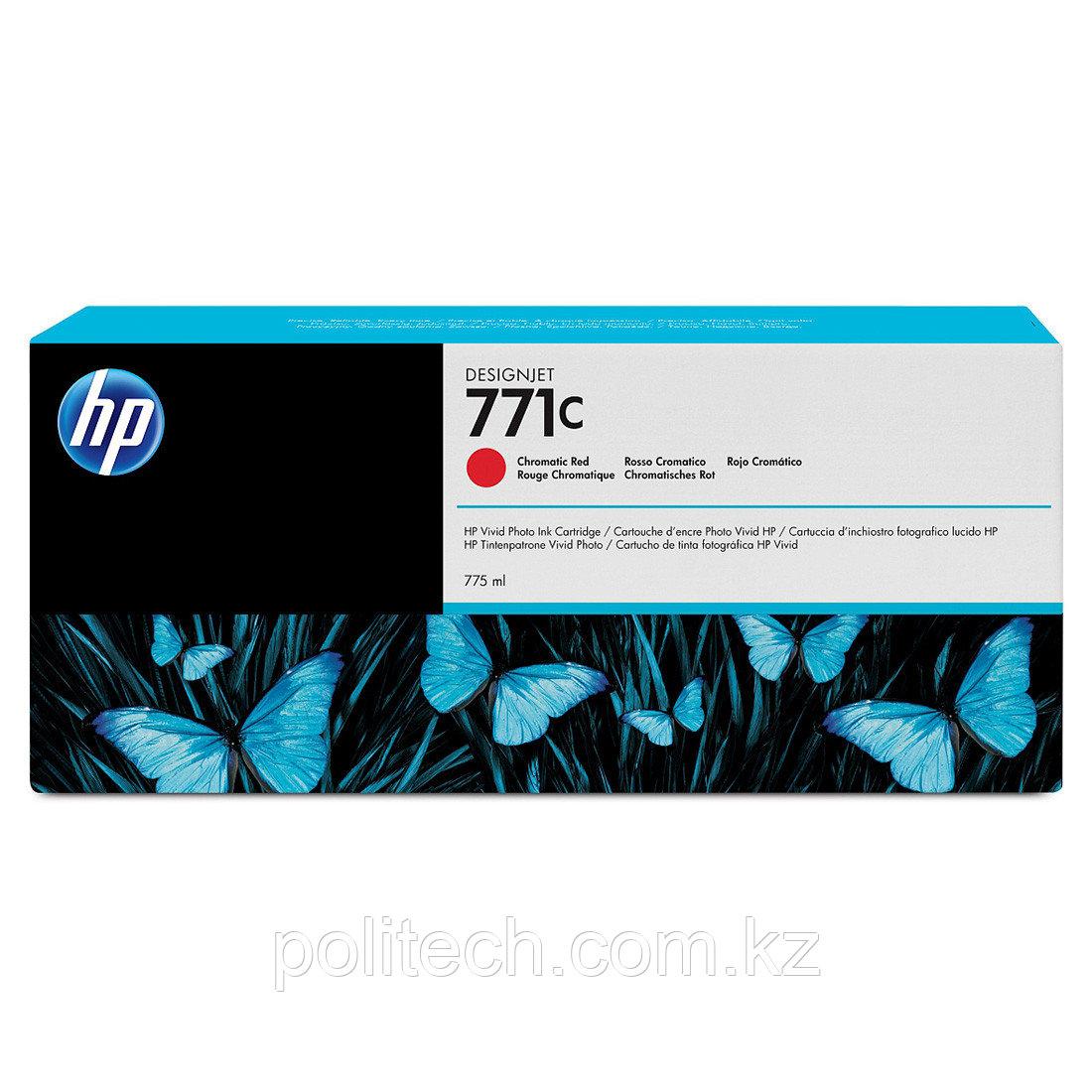 Картридж HP B6Y08A (№771С)