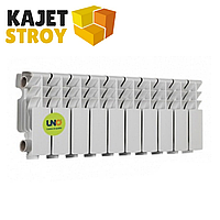 Радиатор алюминиевый UNO-COMPACTO 200/100 (10 секций)